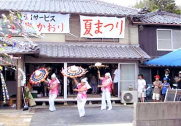 恒例!『かおり』の夏祭り!