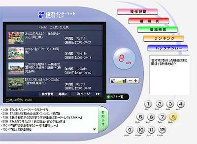 政府インターネットテレビで瀬戸内市を舞台とした番組が放映開始!!