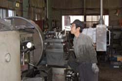 焼入れ鋼の仕上げ切削