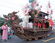 牛窓秋祭りフォトコンテスト