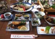 鮮度バツグンのお魚料理です!