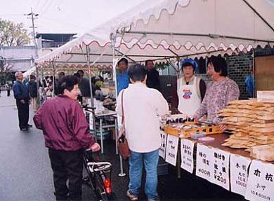 4月22日(日)開催の備前福岡大市で出店者募集中