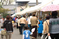 備前福岡の市