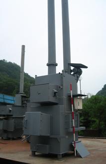 ハイパワー焼却炉 MM-1型