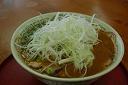岡山のラーメン・ねぎラーメン 「らーめん司」