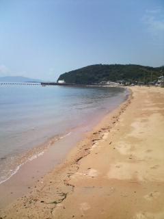 海開きです!!