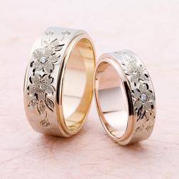 岡山の結婚指輪・婚約指輪はアイリー