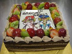 キャラクターケーキ・キャラケーキ