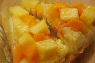 瀬戸内市のマンゴーケーキ